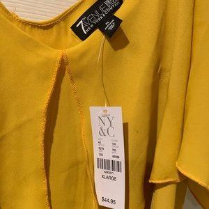Yellow / mustard